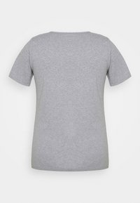 Levi's® Plus - TEE 2 PACK  - T-shirts - white/grey - 2