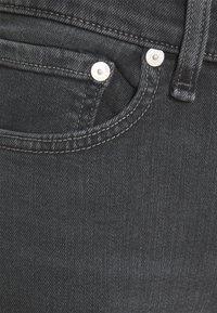 rag & bone - CATE MID RISE ANKLE - Skinny džíny - dark grey - 2