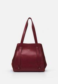 Repetto - DOUBLE VIE - Handbag - carmin - 0