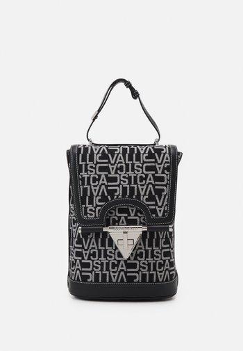 Handbag - black/grey