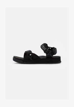 NEO CLIMBING - Sandaler - black