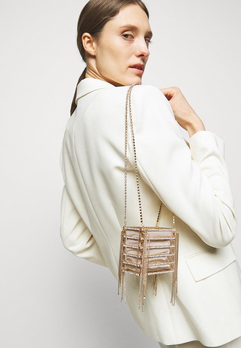Rosantica - JAY - Käsilaukku - beige/gold-coloured
