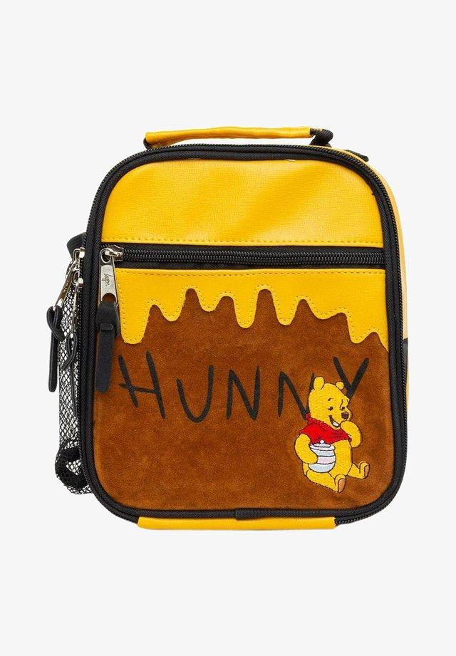 DISNEY WINNIE THE POOH LUNCH BAG - Borsa a mano - yellow