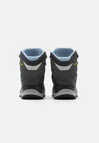 Lowa - INNOX PRO GTX MID - Hiking shoes - graphite/mint - 2