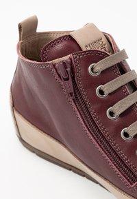 Candice Cooper - MID - Sneakers high - sagar vinaccia/stone - 2