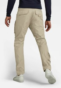 G-Star - STRAIGHT TAPERED  - Cargo trousers - light toggee - 1