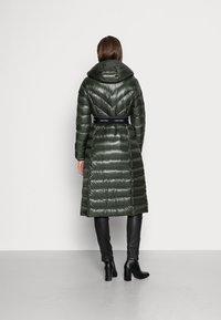 Calvin Klein - LOFTY COAT - Down coat - dark olive - 2