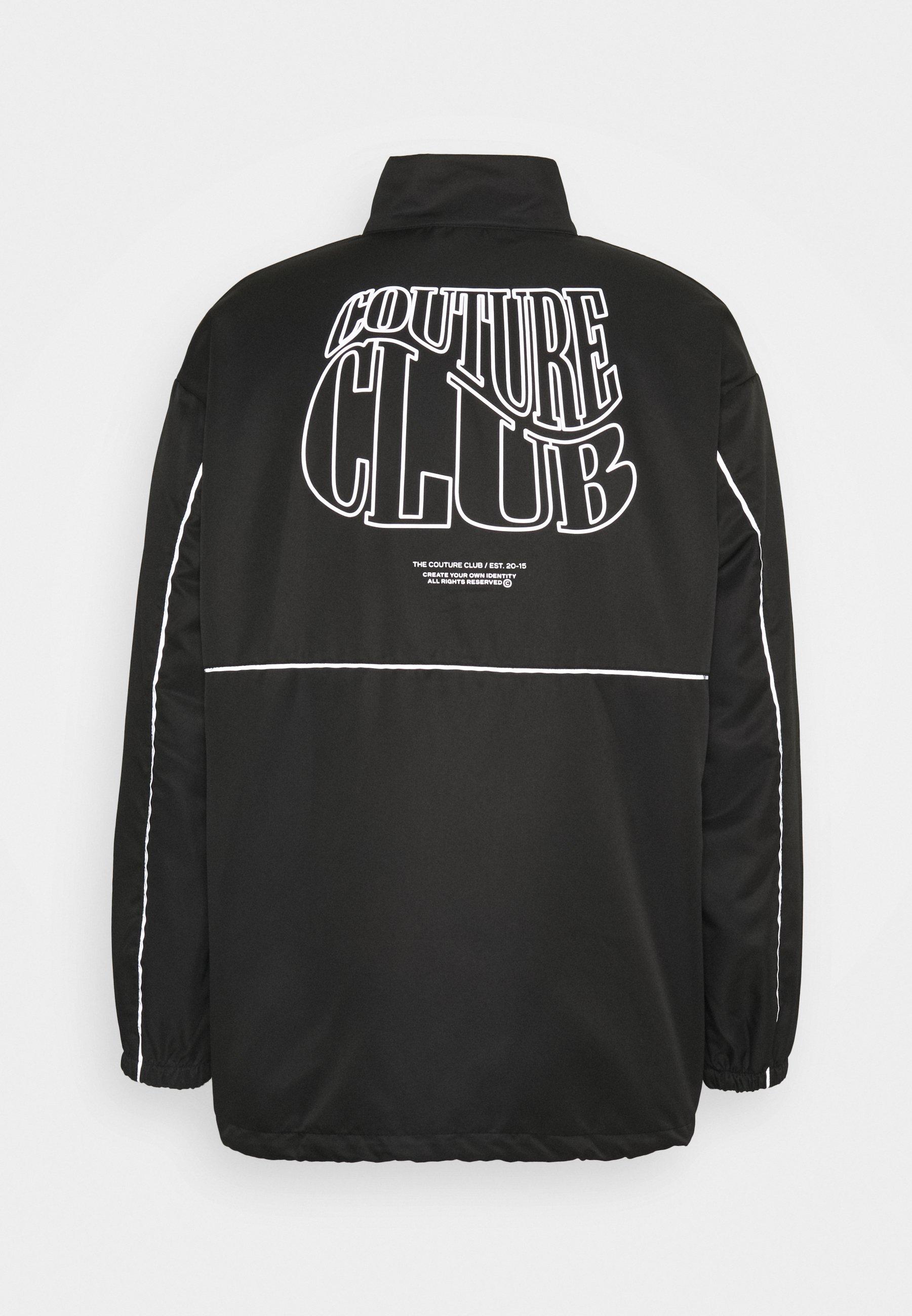 Men REFLECTIVE PIPING SHELL JACKET - Summer jacket