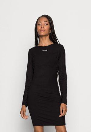 UNDERWIRE DRESS - Day dress -  black