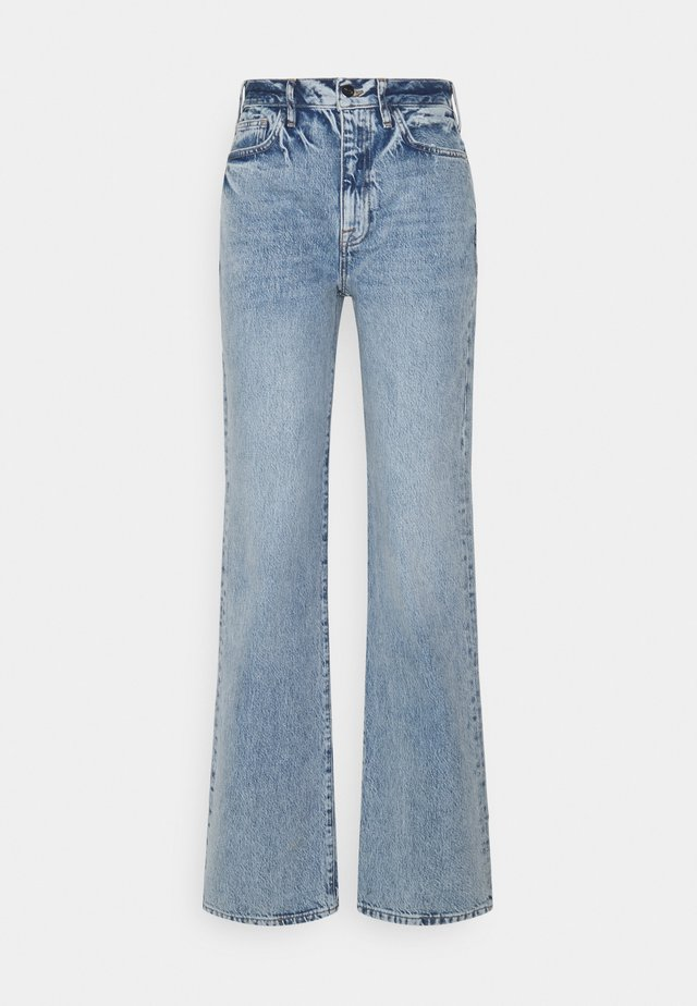 LE JANE - Straight leg -farkut - richlake