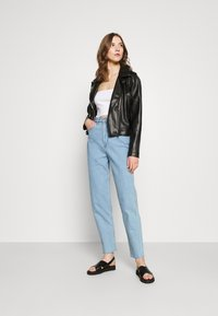 Lee - STELLA TAPERED - Jeans relaxed fit - light alton - 1