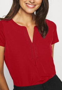comma - Blouse - deep red - 5