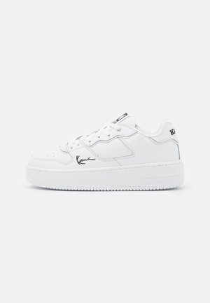 89 UP - Sneakers laag - white/black