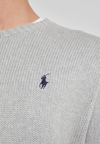 Polo Ralph Lauren - Strickpullover - andover heather - 5