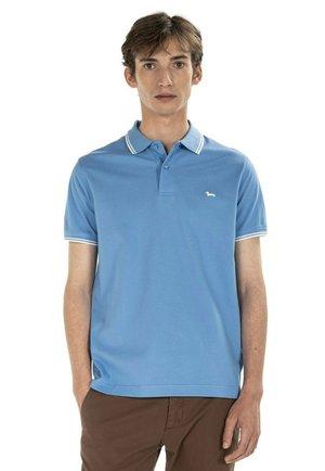 Poloshirt - azzurro
