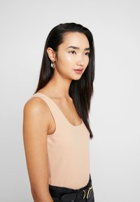 Zign - BODYSUIT BASIC - Top - nude - 5