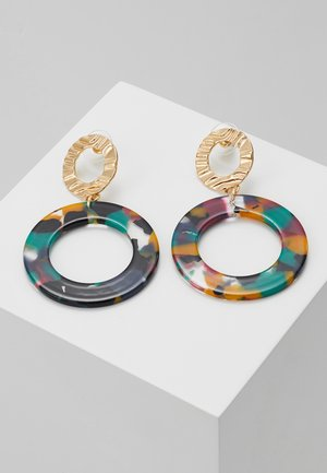 ELGA - Earrings - gold-coloured/multi