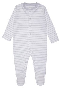 mothercare - 3 PACK - Pyjamas - grey - 2