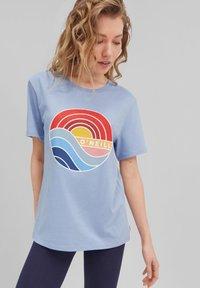 O'Neill - SUNRISE - T-shirt print - forever blue - 0