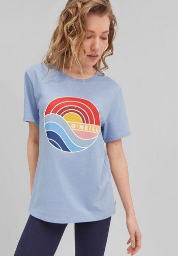 SUNRISE - Print T-shirt - forever blue