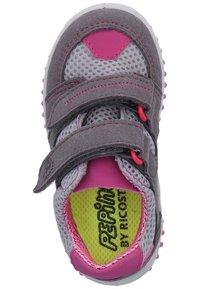 Pepino - Trainers - graphite/grey/pink - 1