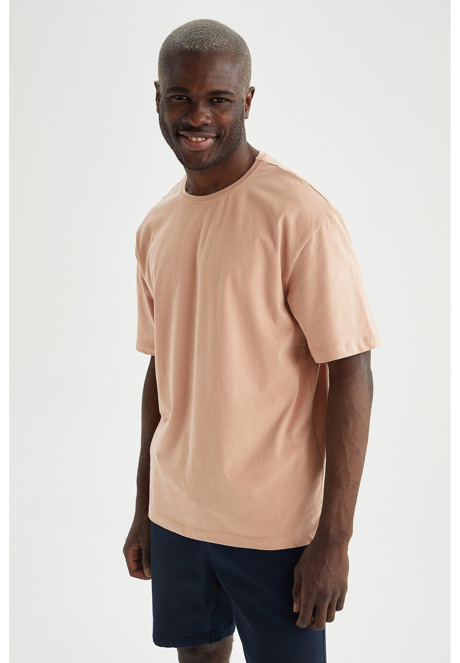 Homme OVERSIZE - T-shirt imprimé
