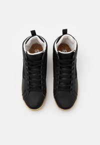 Genesis - HELÀ MID VEGAN UNISEX - Sneakers alte - black - 3