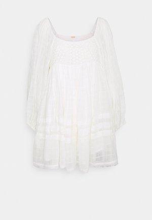 ARI MINI DRESS - Day dress - ivory