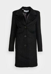 SLFNEW SASJA  COAT - Klassinen takki - black