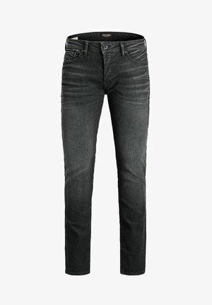 STRAIGHT FIT  - Jeans a sigaretta - grey denim