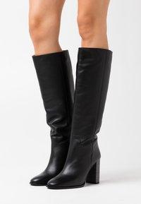 LAB - High heeled boots - black - 0
