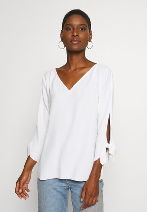 MATT SHINY - Blouse - offwhite