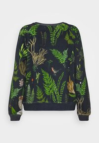 Dedicated - YSTAD RAGLAN SECRET GARDEN - Sweatshirt - multi coloured - 1