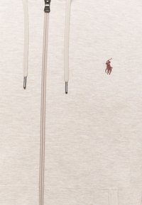 Polo Ralph Lauren - DOUBLE-KNIT FULL-ZIP HOODIE - Tröja med dragkedja - expedition dune - 2