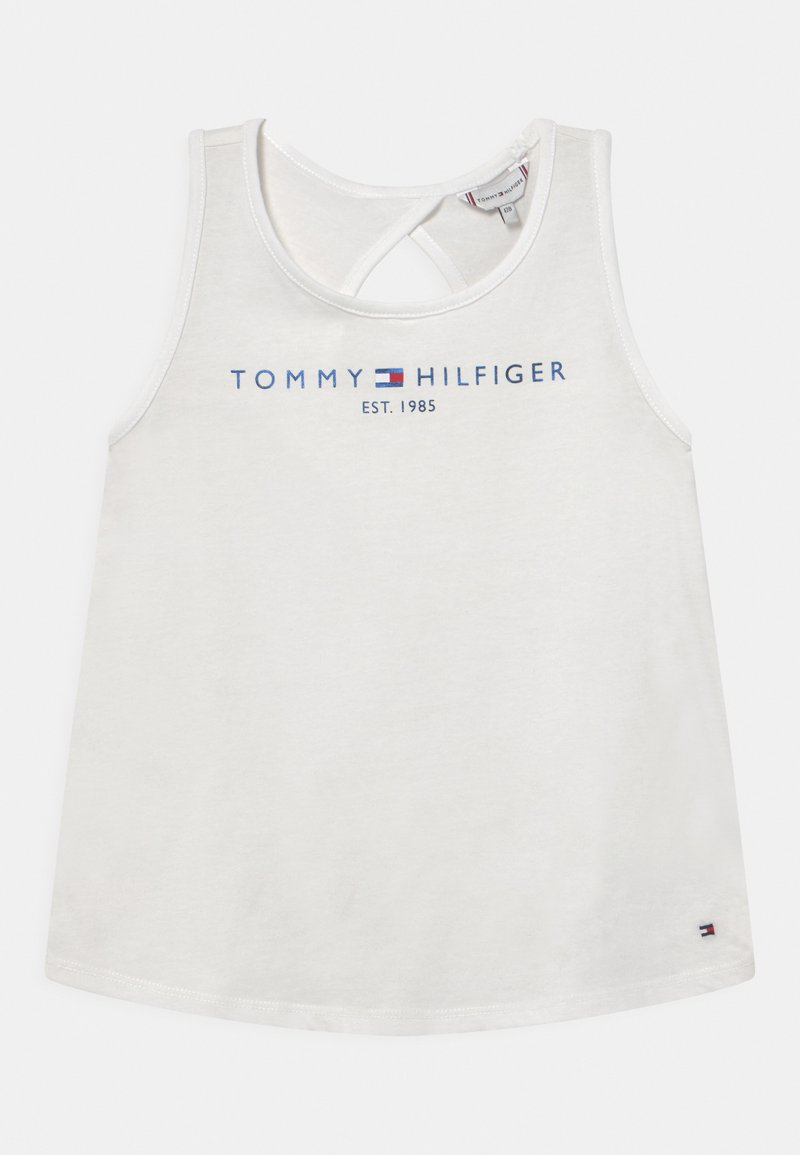 Tommy Hilfiger - GRAPHIC  - Top - white