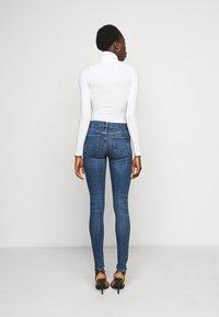 River Island Tall - Jeans Skinny Fit - blue denim - 2
