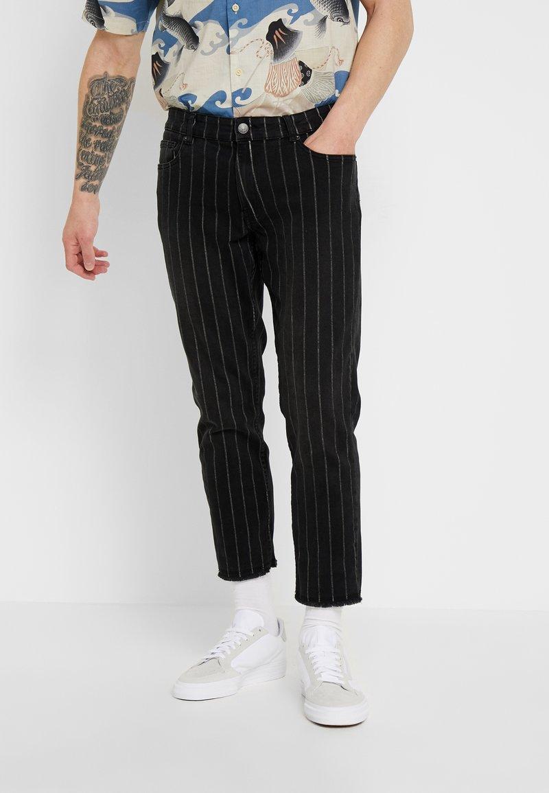 YOURTURN - Slim fit jeans - black
