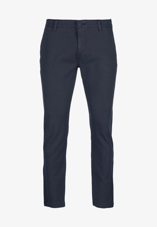 Levi's® STD II - Spodnie materiałowe - baltic navy shady/granatowy Odzież Męska AGLH