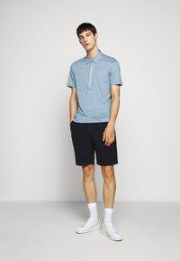 Club Monaco - POPOVER - Polo shirt - light blue - 1