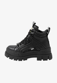 Buffalo - ASPHA MID - Ankle boots - black - 1