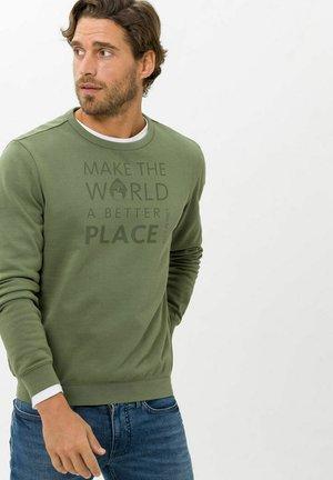 STYLE SAWYER P - Sweatshirt - spinach