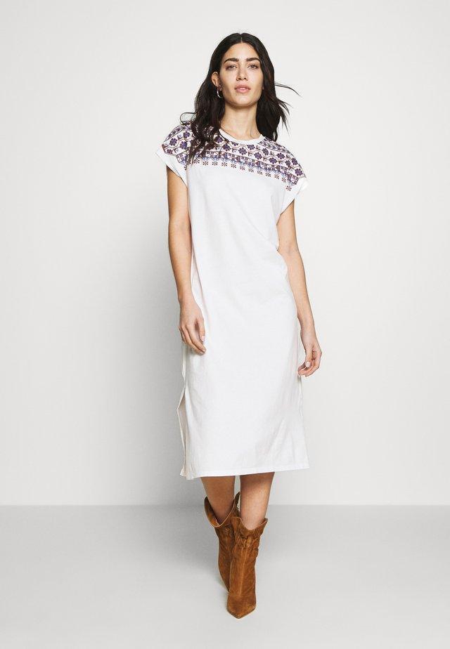 WOMENS DRESS - Denní šaty - ivory