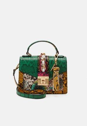 MARTIS - Handtasche - bright multi/gold-coloured