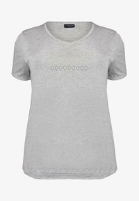 Live Unlimited London - Print T-shirt - light grey - 1