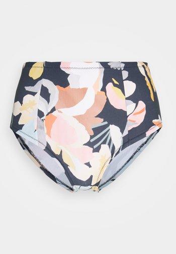 KAIMU HIGH WAISTED PANT - Bikini bottoms - pebble