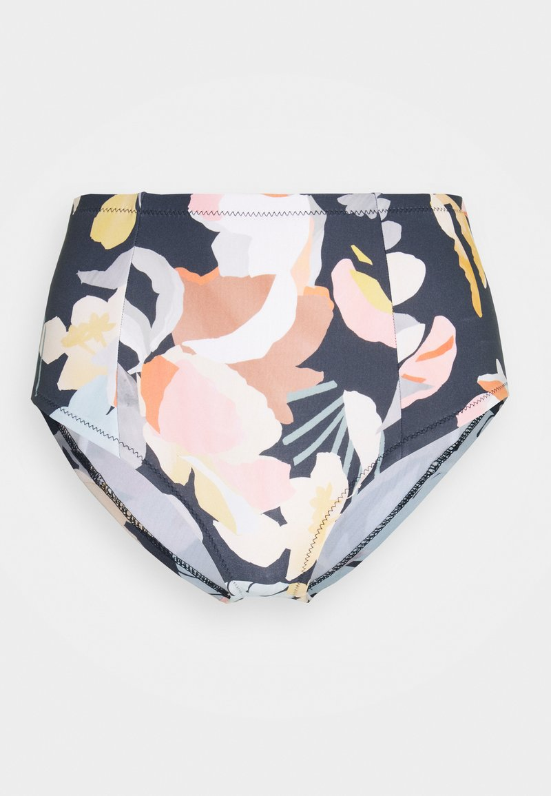 Rhythm - KAIMU HIGH WAISTED PANT - Bikini bottoms - pebble