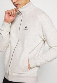 Belstaff - ZIP THROUGH - Zip-up hoodie - heather grey melange - 3