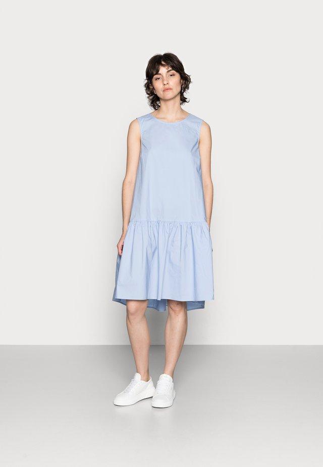 INNAPW - Day dress - brunnera blue