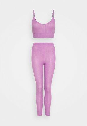 Pyjamas - lilac