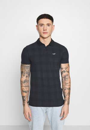 SMART COLLAR MENSWEAR - Poloshirts - dark grey